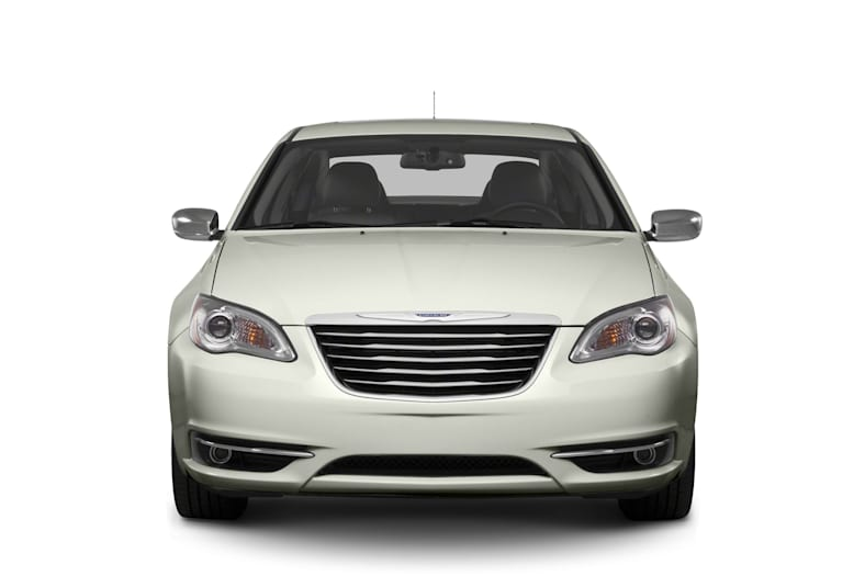 2013 Chrysler 200 Exterior Photo