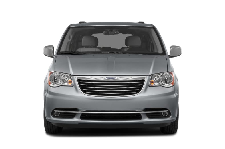 2013 Chrysler Town & Country Exterior Photo