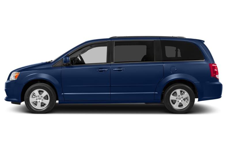 2013 Dodge Grand Caravan Exterior Photo