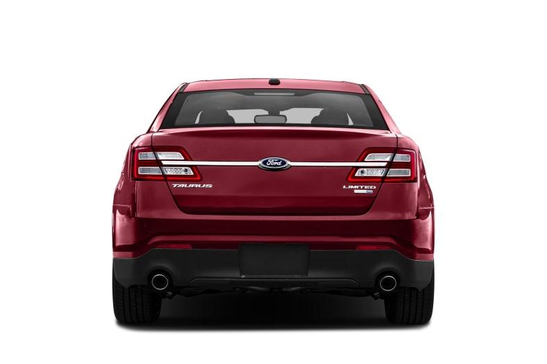 2014 Ford Taurus Exterior Photo