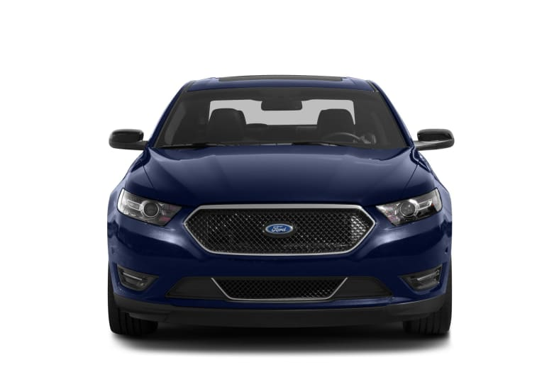 2013 Ford Taurus Exterior Photo