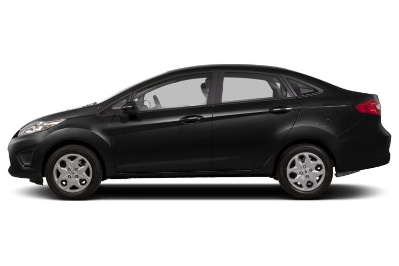 2013 Ford Fiesta Exterior Photo