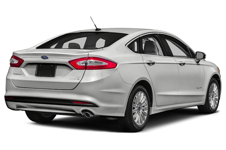 2013 Ford Fusion Hybrid Exterior Photo