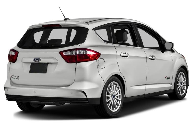 2013 Ford C-Max Energi Exterior Photo
