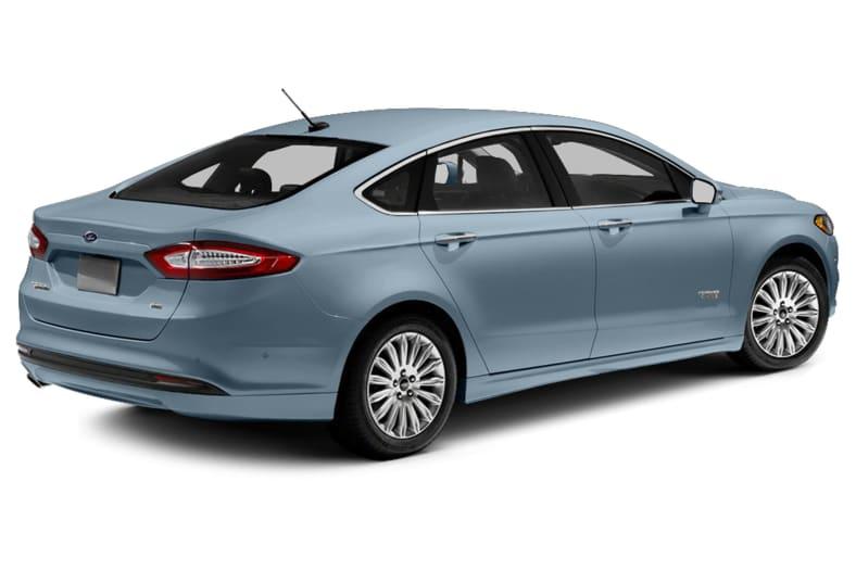 2013 Ford Fusion Energi Exterior Photo