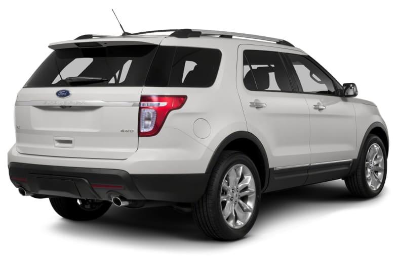 2013 ford explorer pictures - Ford explorer exterior dimensions ...