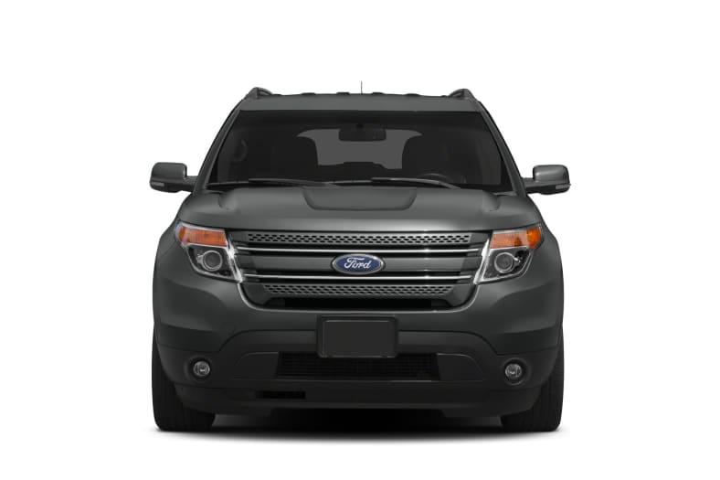 2013 Ford Explorer Exterior Photo