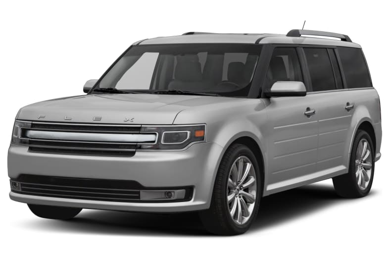 2014 Ford Flex Exterior Photo