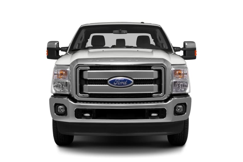 2014 Ford F-250 Exterior Photo