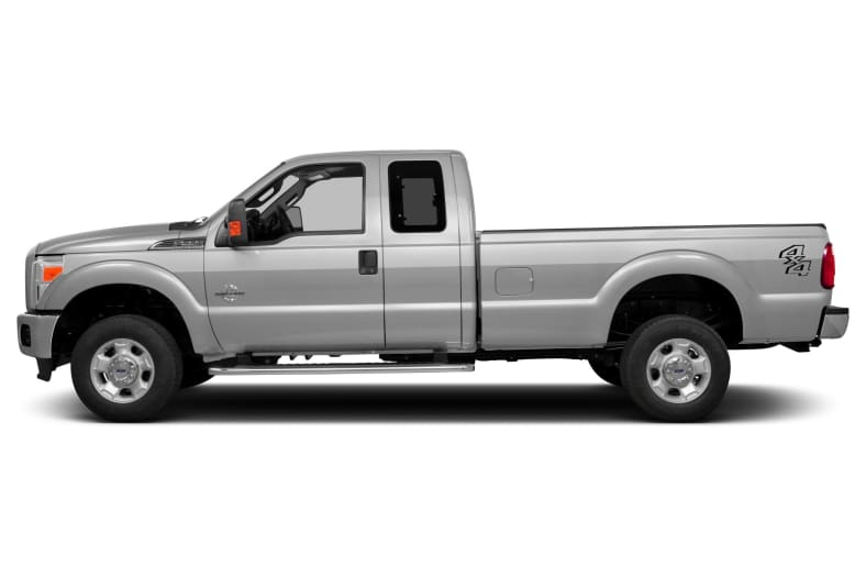 2014 Ford F-350 Exterior Photo