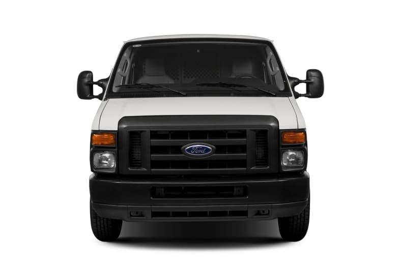 2013 Ford E-250 Exterior Photo