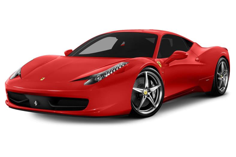 2013 Ferrari 458 Italia Exterior Photo
