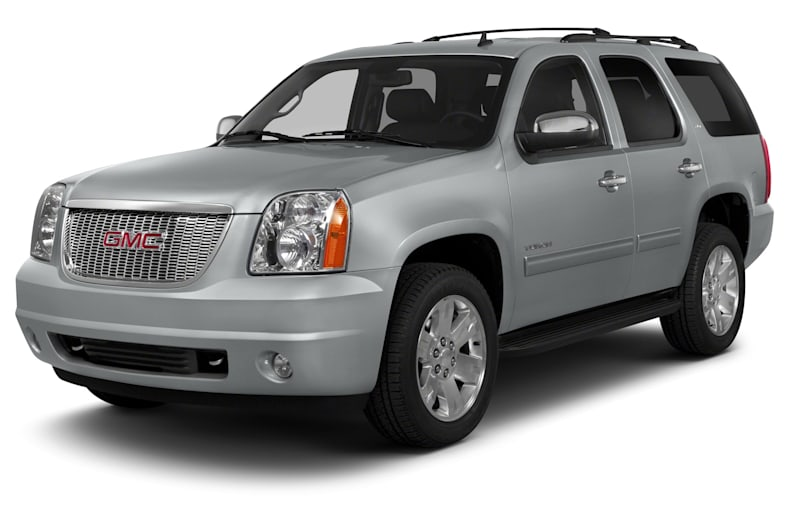 2013 GMC Yukon Exterior Photo