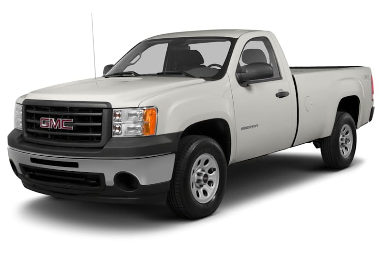 2013 GMC Sierra 1500 Exterior Photo
