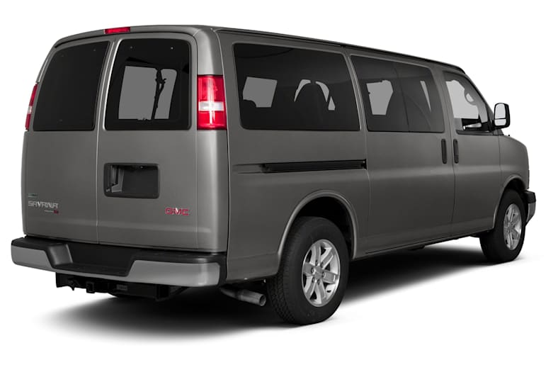 2013 GMC Savana 3500 Exterior Photo