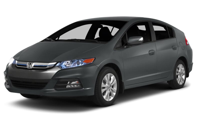 2013 Honda Insight Exterior Photo