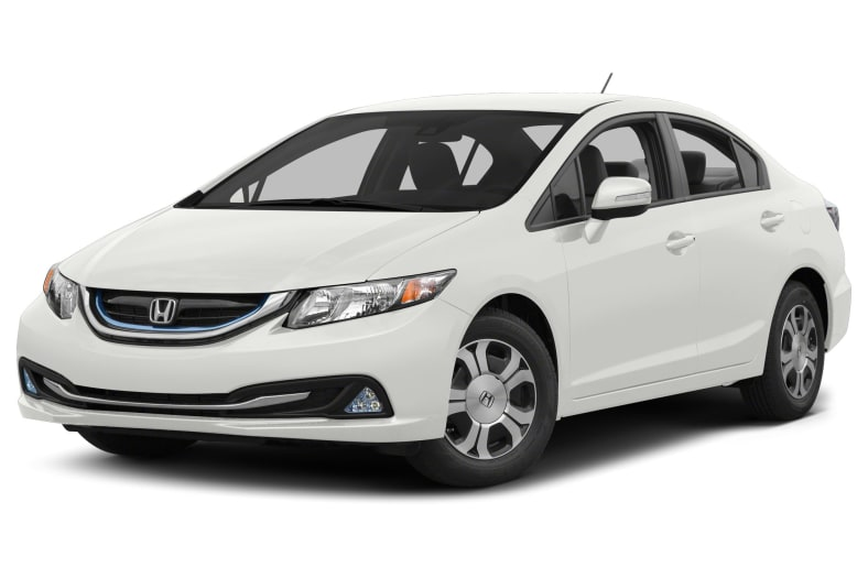 2014 Civic Hybrid