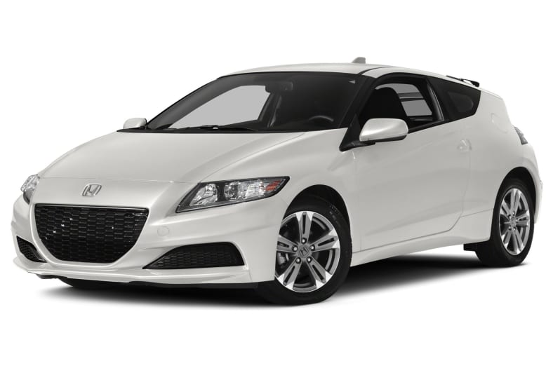 2013 Honda CR-Z Exterior Photo