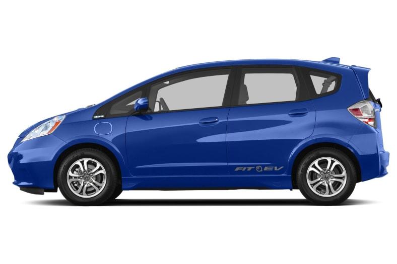 2013 Honda Fit EV Exterior Photo