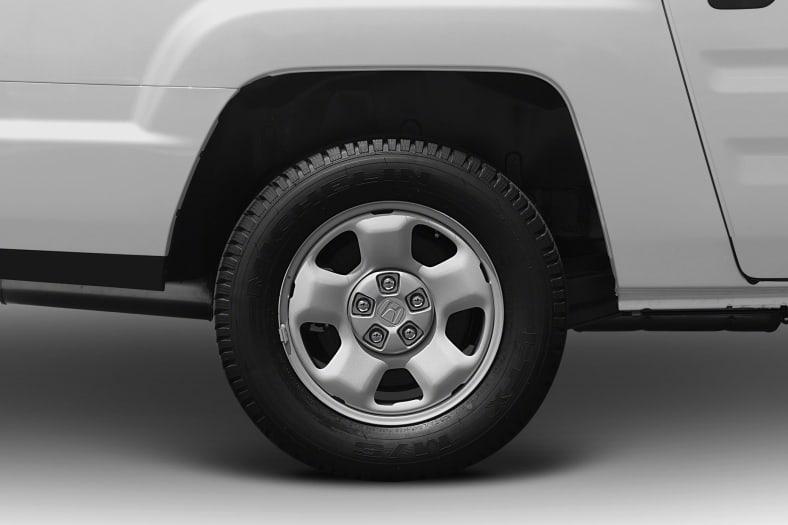 2013 Honda Ridgeline Exterior Photo