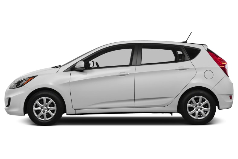 2013 Hyundai Accent Exterior Photo