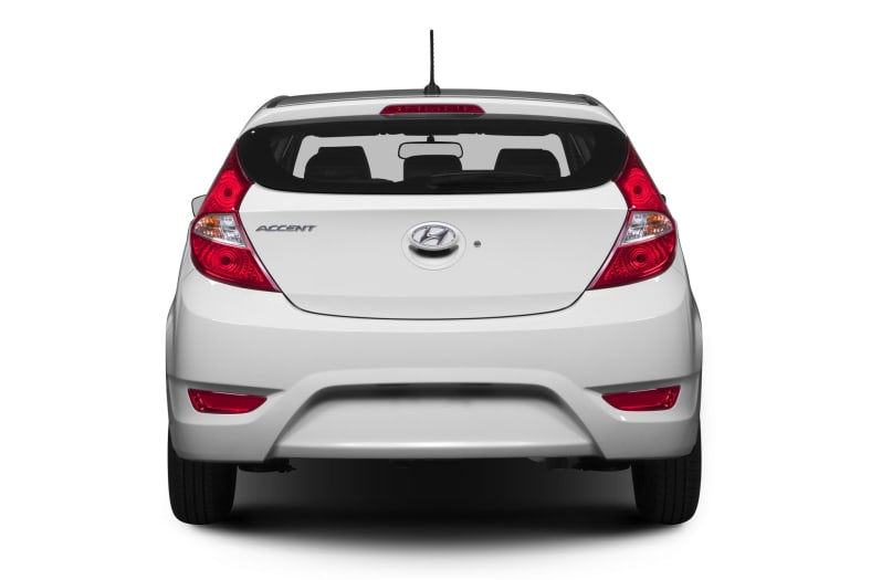 2013 Hyundai Accent Exterior Photo