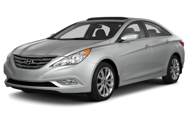 2013 Hyundai Sonata Exterior Photo