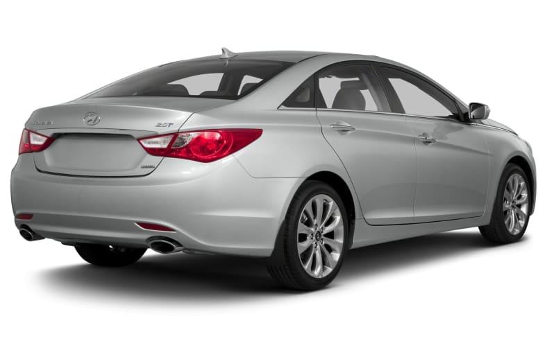 2013 Hyundai Sonata Exterior Photo