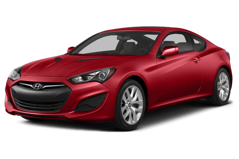 2013 Hyundai Genesis Coupe Exterior Photo