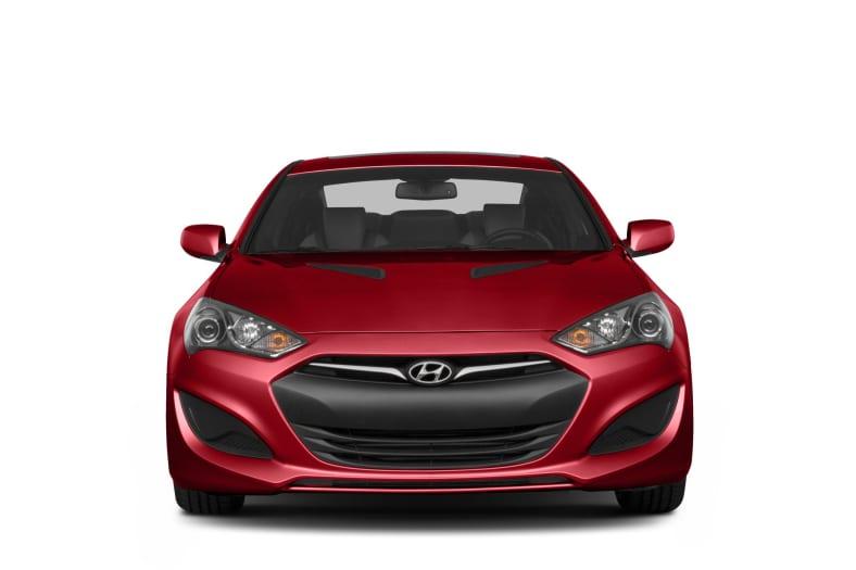 2014 Hyundai Genesis Coupe Exterior Photo