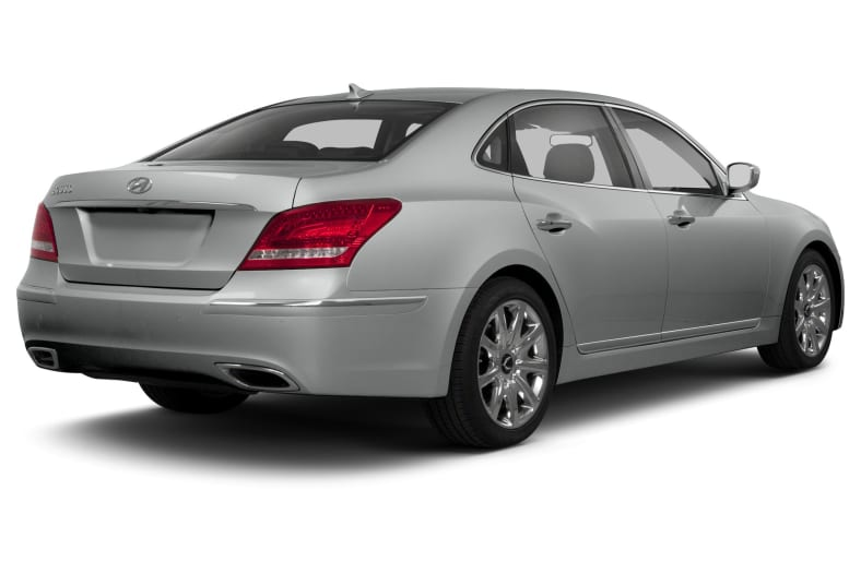 2013 Hyundai Equus Exterior Photo
