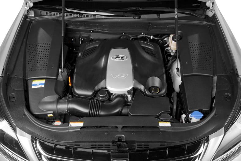 2013 Hyundai Equus Exterior Photo