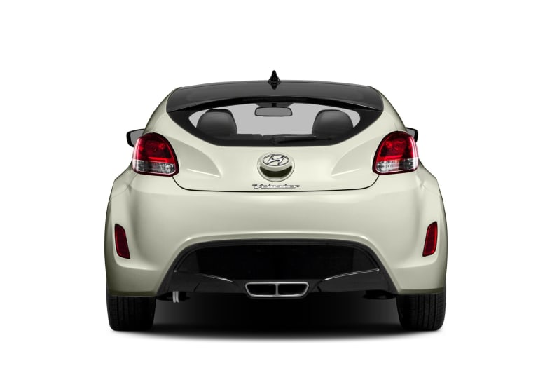 2013 Hyundai Veloster Exterior Photo