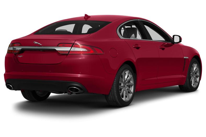 2013 Jaguar XF Exterior Photo