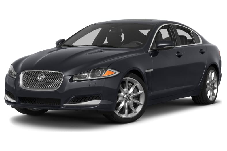 2013 Jaguar XF Exterior Photo