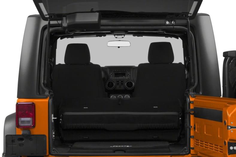 2013 Jeep Wrangler Exterior Photo