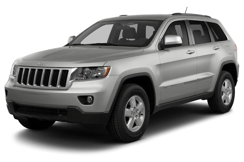 2013 Jeep Grand Cherokee Exterior Photo