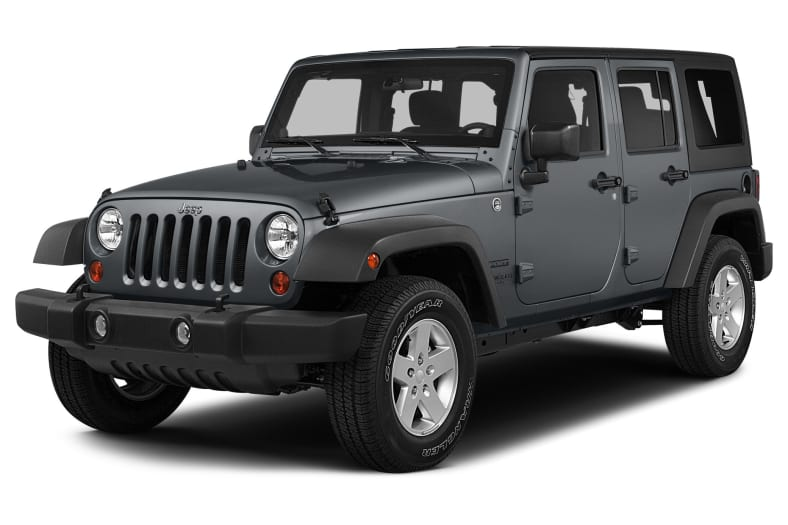 2013 Wrangler Unlimited