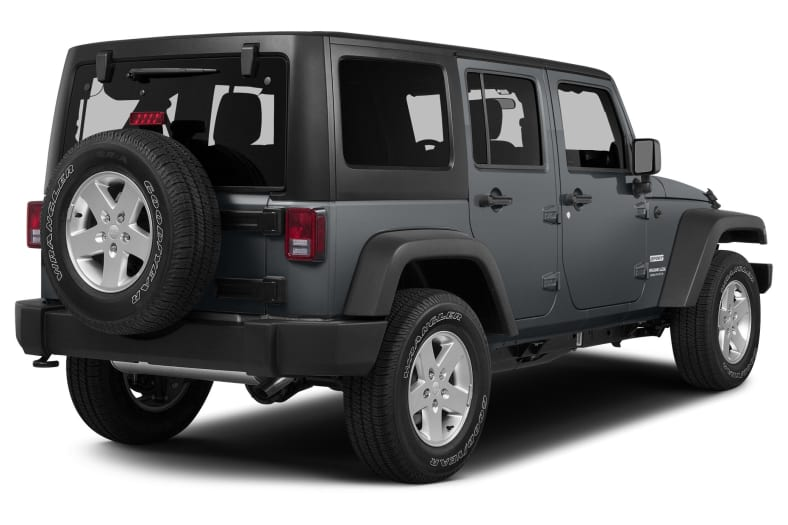 2013 Jeep Wrangler Unlimited Exterior Photo
