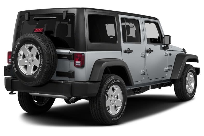 2017 Jeep Wrangler Unlimited Sport Rhd 4dr 4x4 Pictures