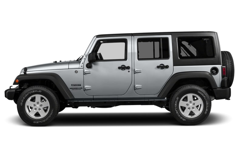 2014 Jeep Wrangler Unlimited Exterior Photo