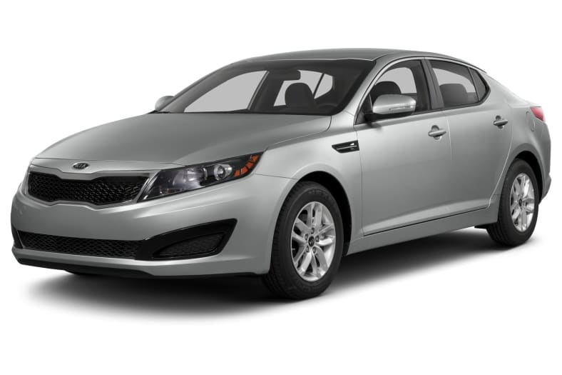 2013 Kia Optima Exterior Photo