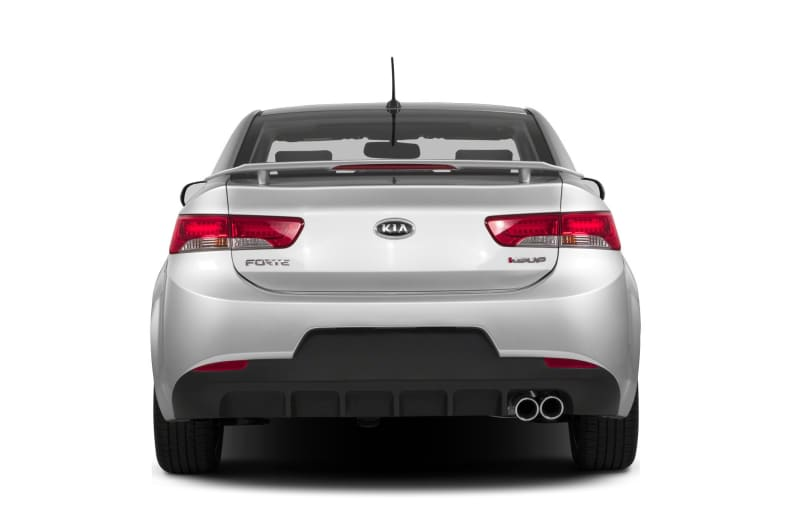2013 Kia Forte Koup Exterior Photo