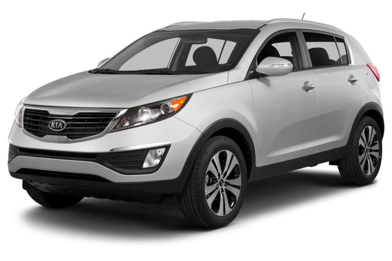 2013 Kia Sportage Exterior Photo