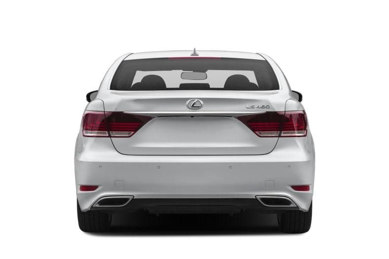 2014 Lexus LS 460 Exterior Photo