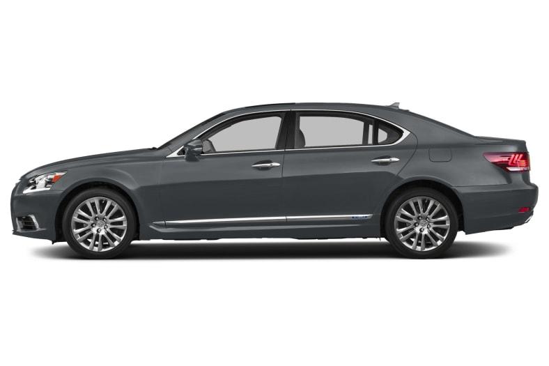 2014 Lexus LS 600h Exterior Photo