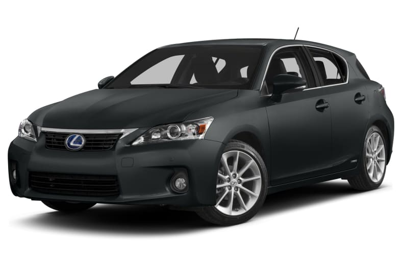 2013 Lexus CT 200h Exterior Photo
