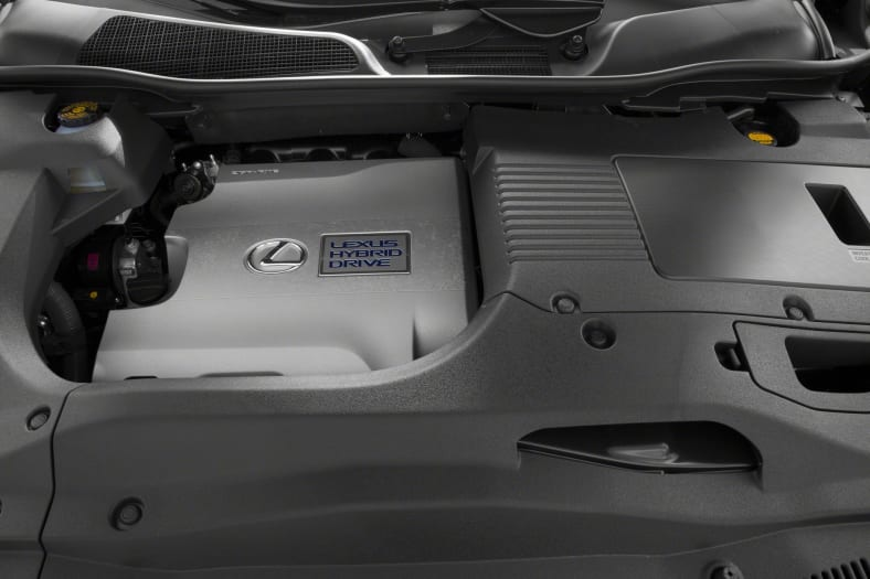 2013 Lexus RX 450h Exterior Photo