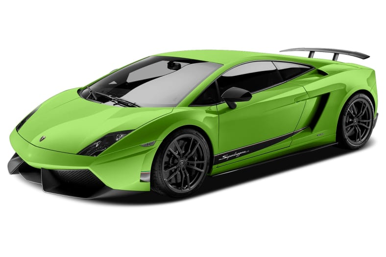 2013 Lamborghini Gallardo Exterior Photo