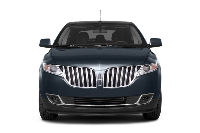 2013 Lincoln MKX Exterior Photo